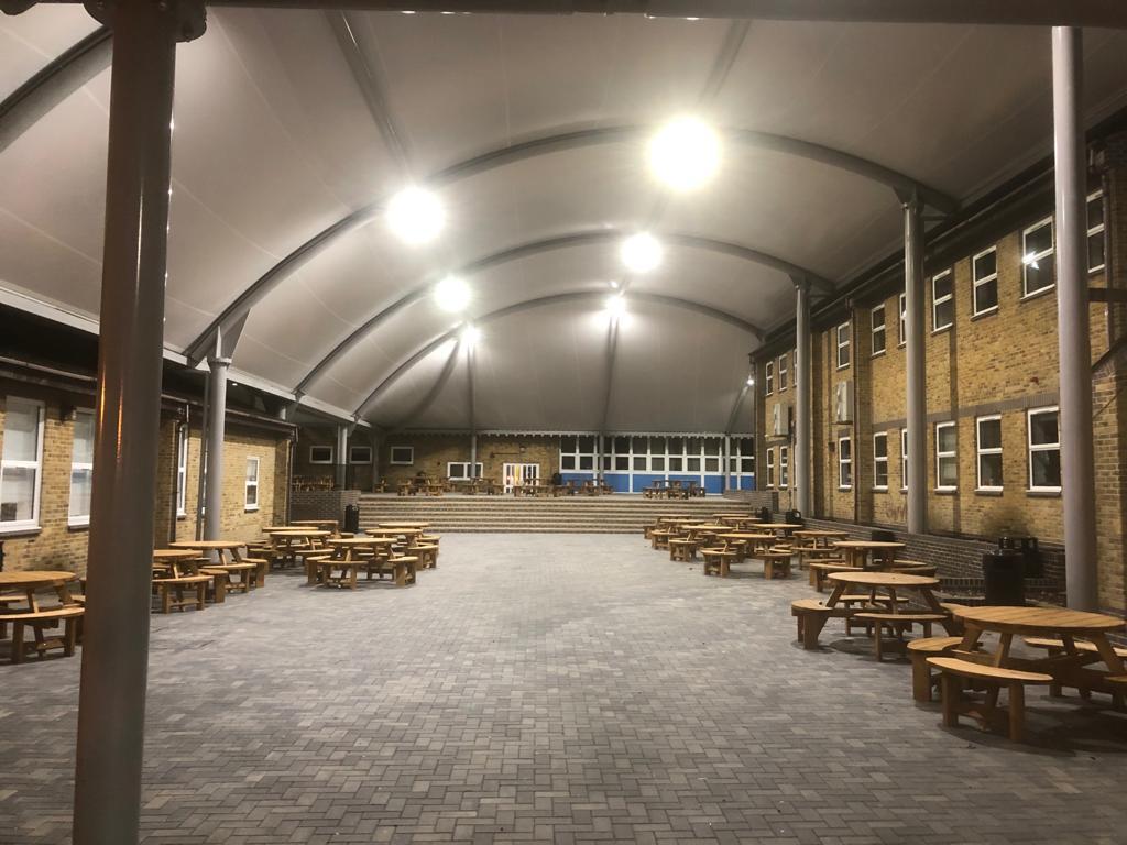 Thomas Aveling school in Rochester