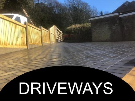 Driveway Block Paving Services