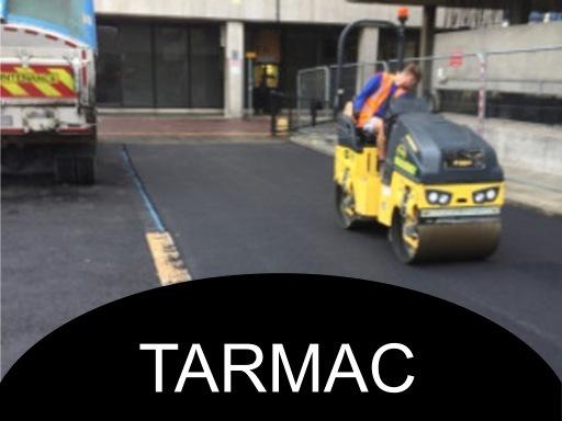 Tarmacking Service